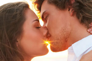 Całowanie się