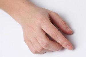 Palce, dłonie