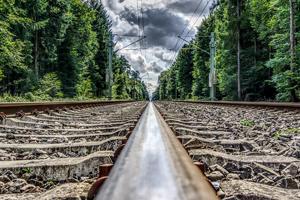 Szyny kolejowe